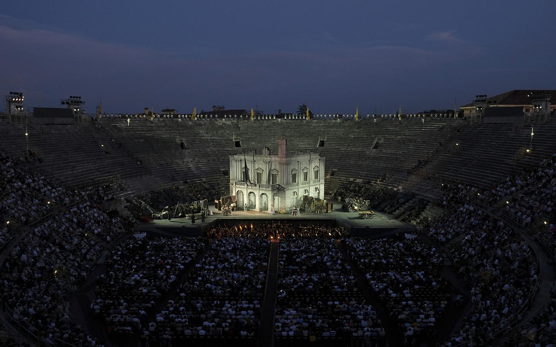 Nabucco di Giuseppe Verdi sulla WebTV on demand