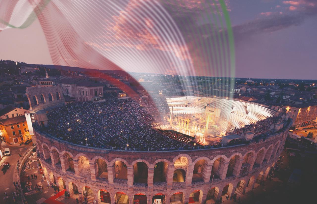 Scopri il 99° Opera Festival 2022