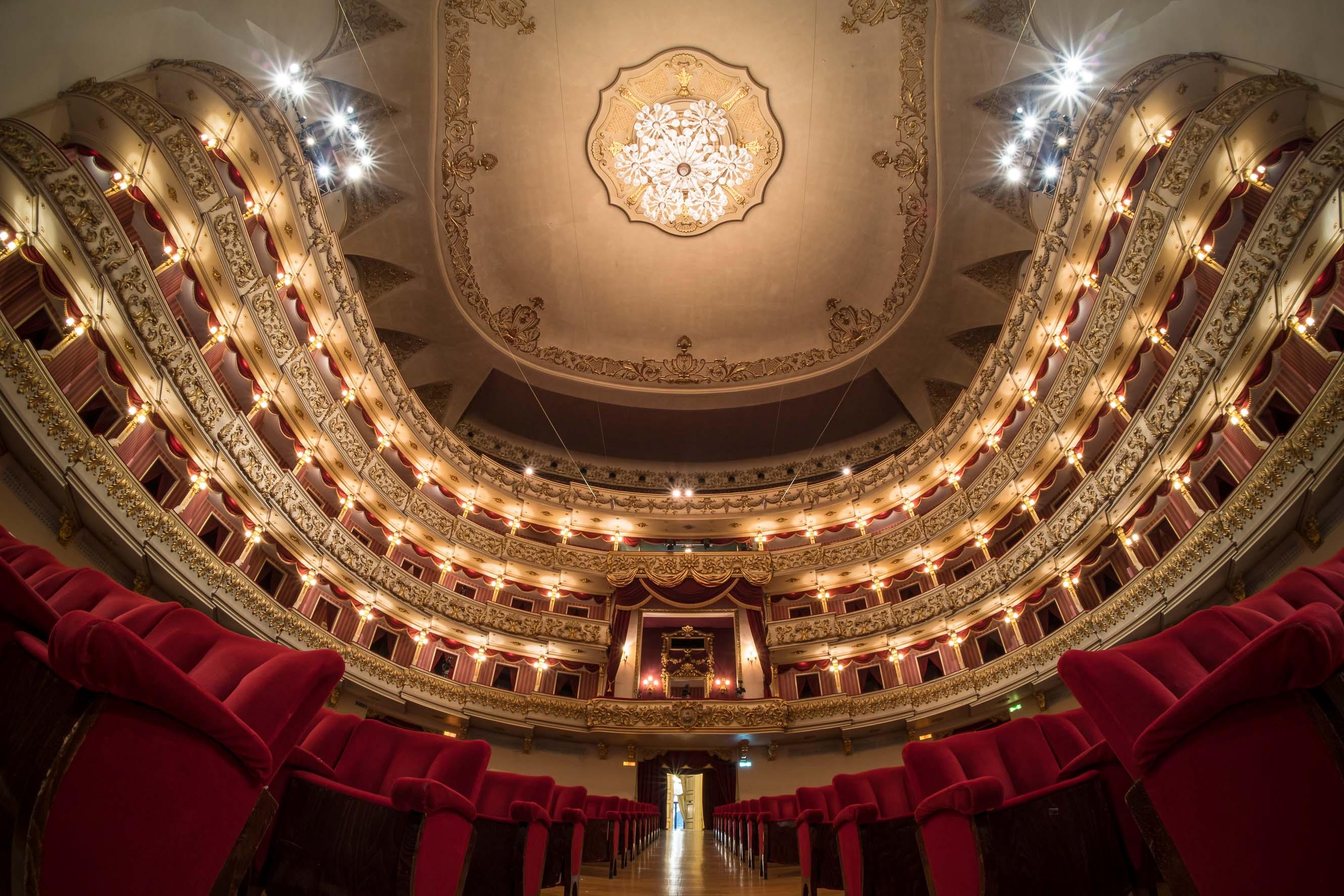 Il Teatro Filarmonico riparte!